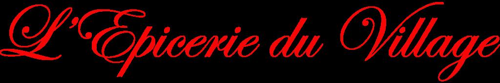 logo de l'épicerie du village d'hémonstoir